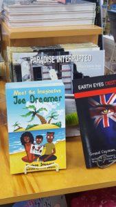 Joe Dreamer at Book Nook